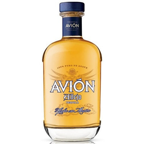 AVION TEQUILA ANEJO 750ML
