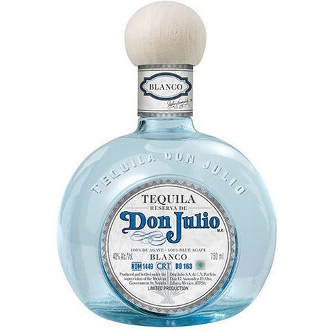 DON JULIO SILVER TEQ 750ML