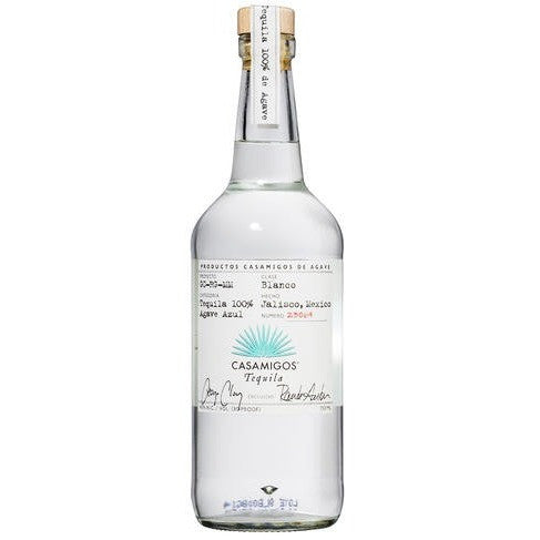 CASAMIGOS TEQUILA BLANCO 375ML - Fireside Cellars