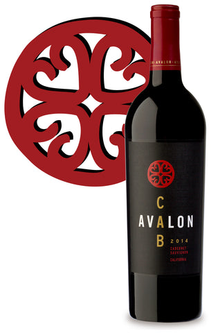 AVALON CSV CAL 15 750ML - Fireside Cellars