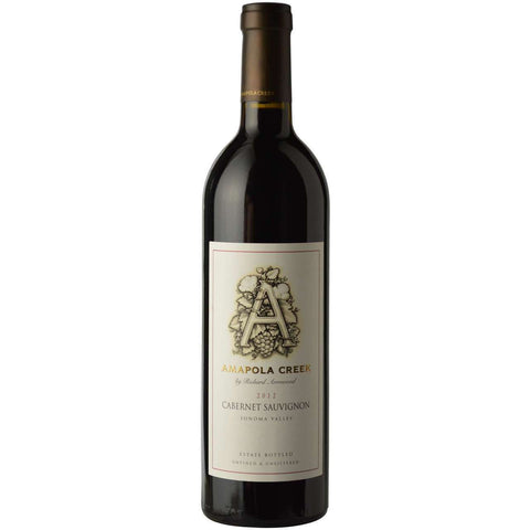 AMAPOLA CREEK CABERNET SAUVIGNON 11 750ML