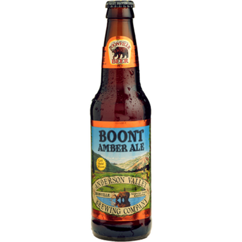 ANDERSON VALLEY BOONT AMBER 6PK