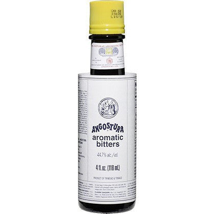 ANGOSTURA AROMATIC BITTERS 4OZ - Fireside Cellars