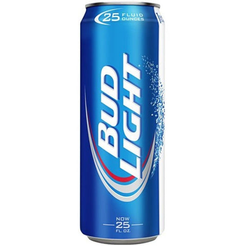 BUD LITE 25OZ SINGLE