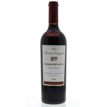 BEAULIEU VINEYARD CABERNET SAUVIGNON GEORGES DE LATOUR 2012 750ML