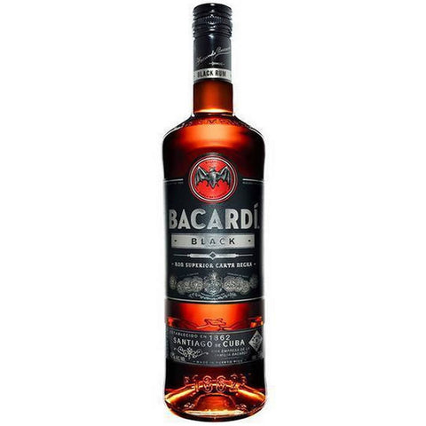 BACARDI DARK 375ML
