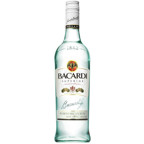 BACARDI LIGHT 200ML