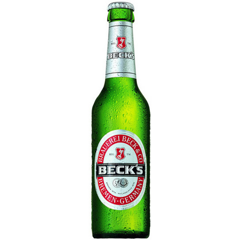 BECKS 6PK BOTTLE