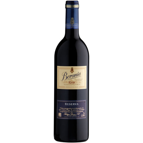 BERONIA RIOJA GRAN RES 08 750ML - Fireside Cellars
