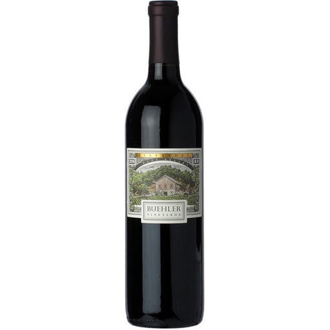 BUEHLER ZINFANDEL 14 750ML - Fireside Cellars