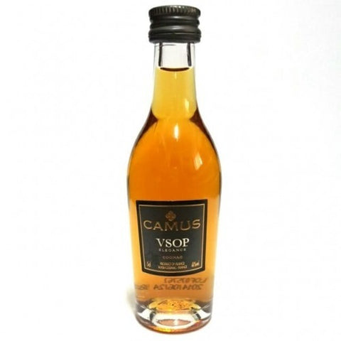 CAMUS ELEGANCE VSOP 50ML - Fireside Cellars