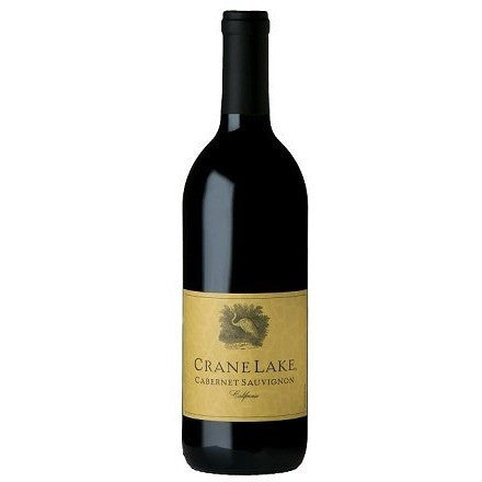 CRANE LAKE CABERNET SAUVIGNON 13 750ML