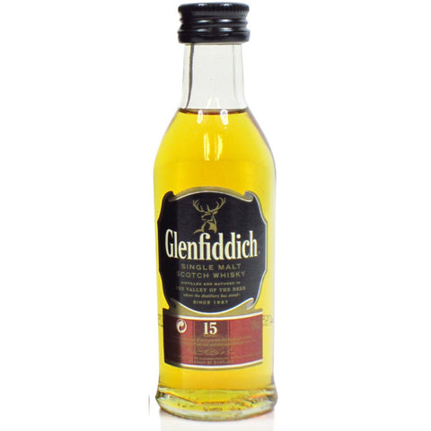 GLENFIDDICH 15Y 200ML