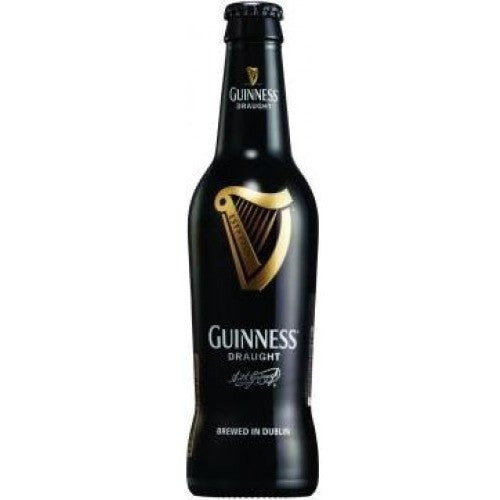 GUINNESS STOUT 6PK BOTTLES