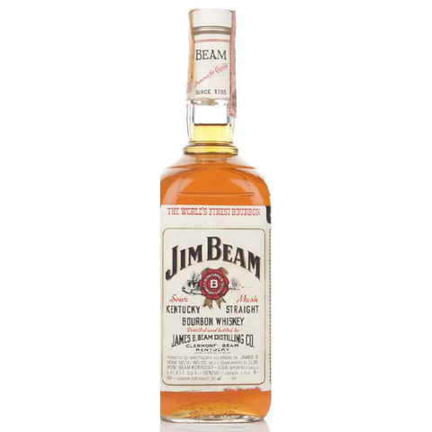 JIM BEAM 4YR 200ML