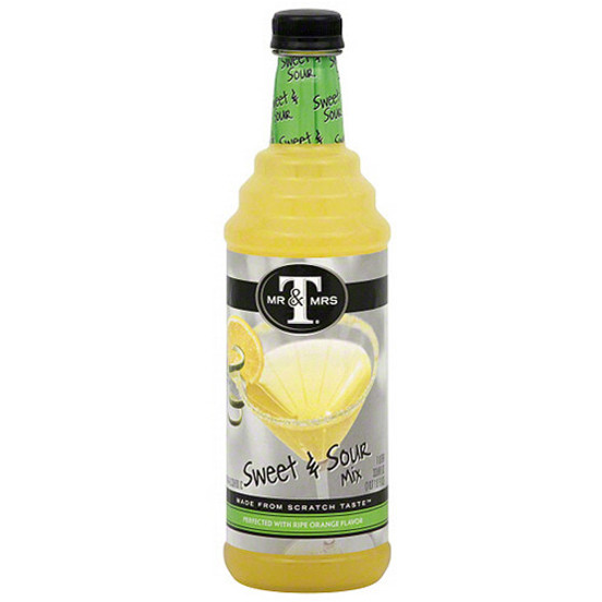 MR & MRS T SWEET SOUR 32OZ