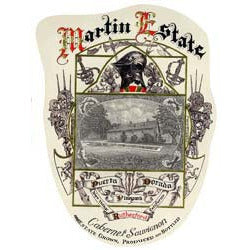 MARTIN ESTATE DESSERT WINE 375ML