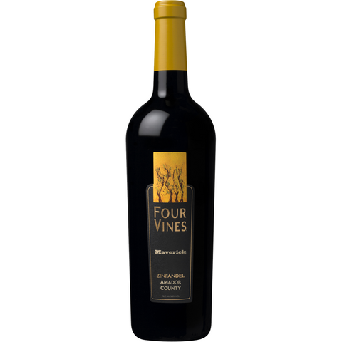 FOUR VINES ZINFANDEL MAVERICK 2010 750ML