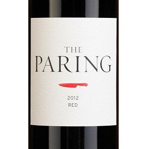 THE PARING RED BLEND 12 750ML - Fireside Cellars