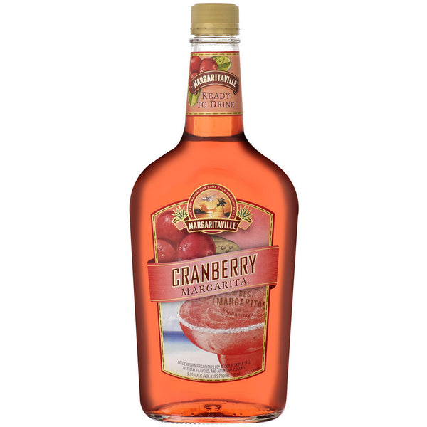 MARGARITAVILLE CRANBERRY 750ML