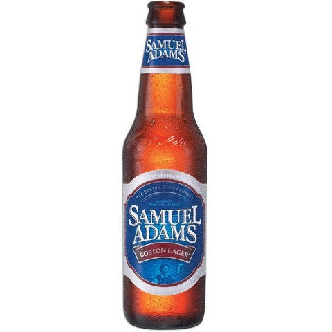 SAMUEL ADAMS LAGER {CASE}