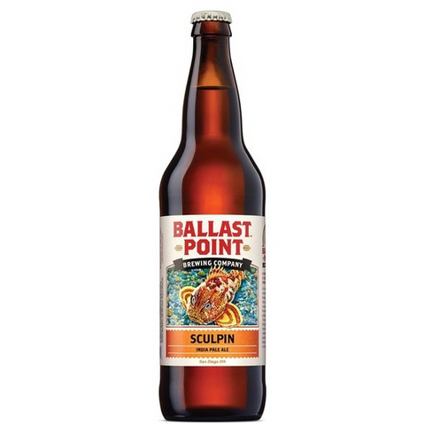 BALLAST POINT SCULPIN 22OZ