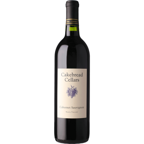 CAKEBREAD  CSV 15 750ML - Fireside Cellars