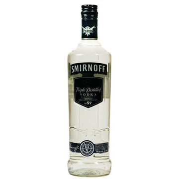 SMIRNOFF 100P PROOF 750ml