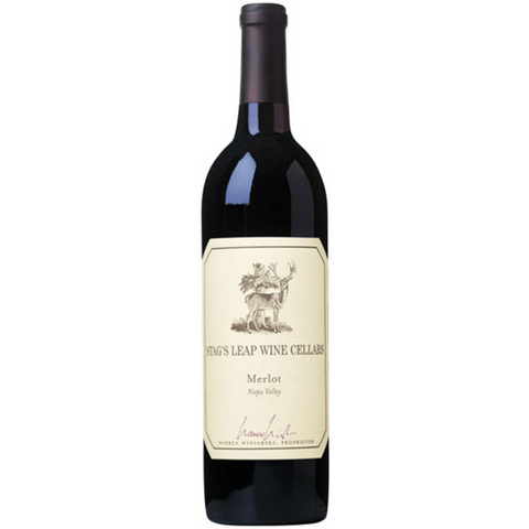 STAGS' LEAP WINERY MERLOT 12 750ML