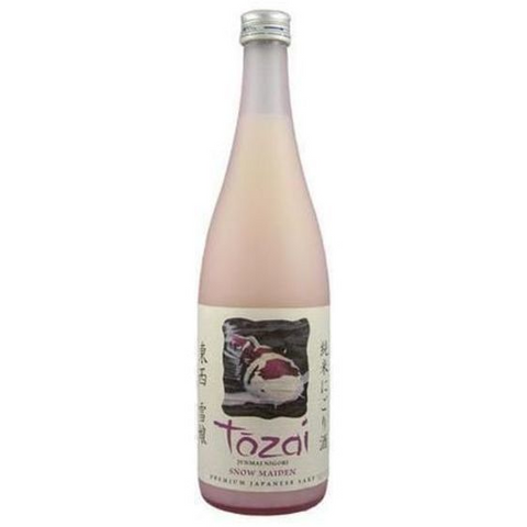 TOZAI NIGORI  SNOW 300ML