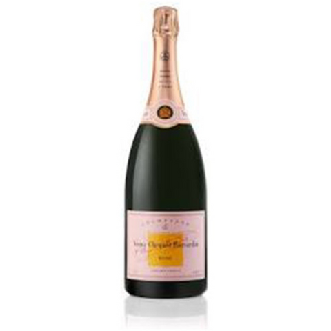 VEUVE CLICQUOT NV ROSE 750ML