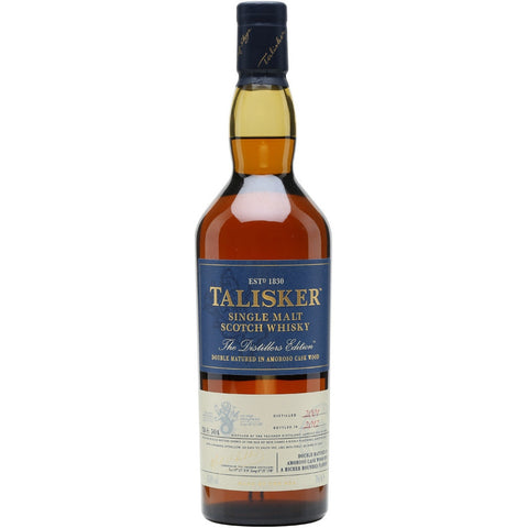 TALISKER DISTILLERS EDITION 750ML