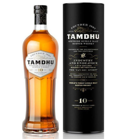 TAMDHU SINGLE MALT 750ML