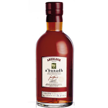 ABERLOUR  A'BUNADH 750ML - Fireside Cellars