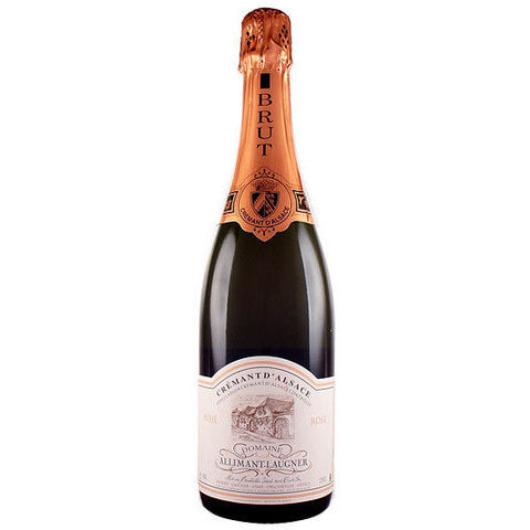 ALLIMANT LAUGNER CREMANT ROSE 750ML