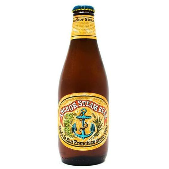 ANCHOR STEAM {CASE} 12OZ BOTTLES