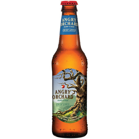 ANGRY ORCHARD HARD CIDER {CASE}