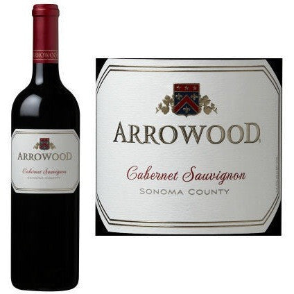ARROWOOD CS 15 375ML - Fireside Cellars