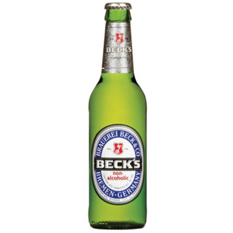 BECKS NON ALCOHOL BOTTLES 6PK