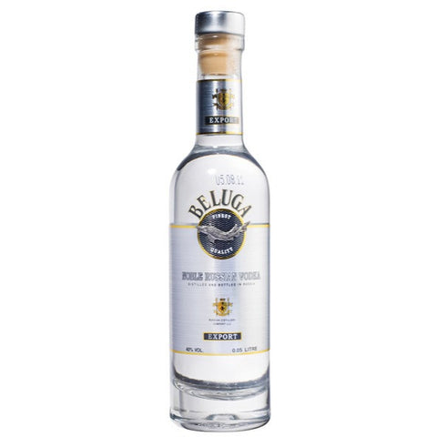 BELUGA VODKA 50ML