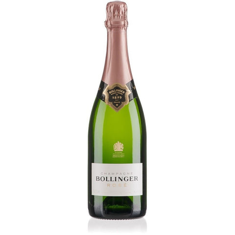 BOLLINGER ROSE NV 750ML