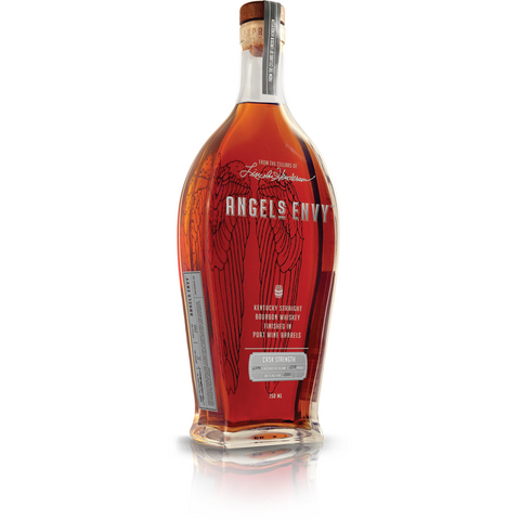 ANGELS ENVY CASK STRENGTH 750ML - Fireside Cellars