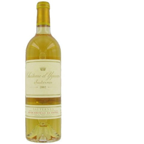 CH D'YQUEM 2002 750ML - Fireside Cellars