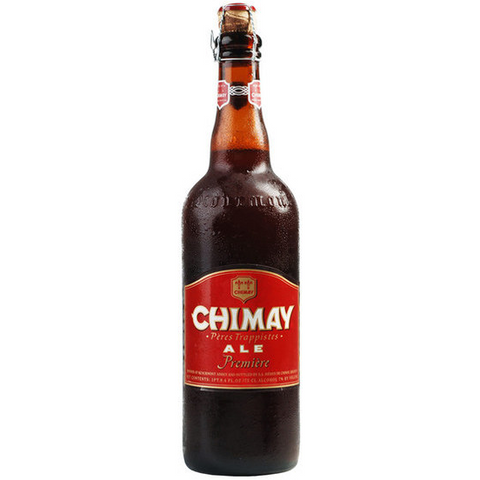 CHIMAY PREMIERE ALE 25OZ BTL - Fireside Cellars
