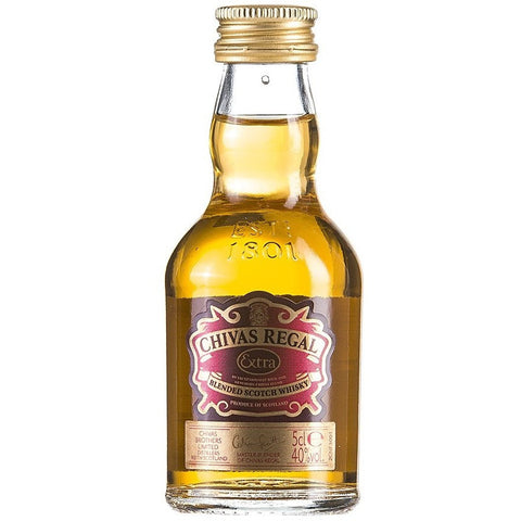 CHIVAS REGAL EXTRA 50ML - Fireside Cellars