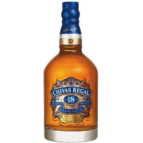 CHIVAS REGAL 18YR 750ML