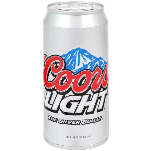 COORS LIGHT {CASE} 4/6 CAN