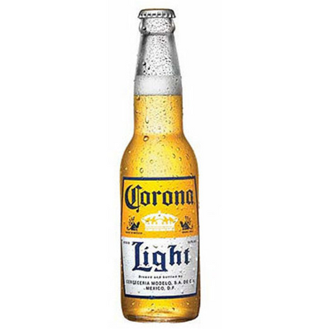 CORONA LIGHT  {CASE} 12OZ BOTTLES
