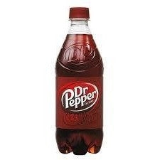 DR. PEPPER 20OZ
