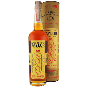 Colonel E.H. TAYLOR RYE WHISKY 750ML